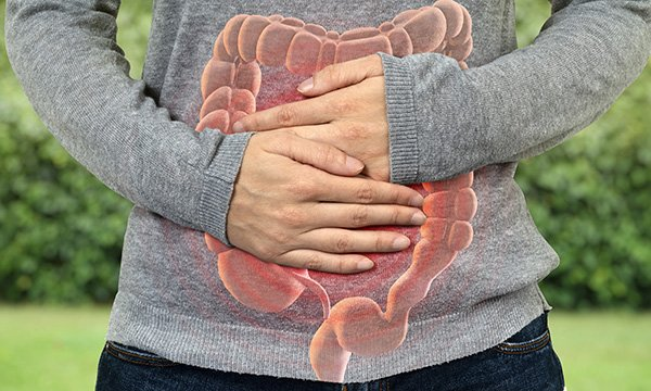 Bowel problem picture. Picture: iStock