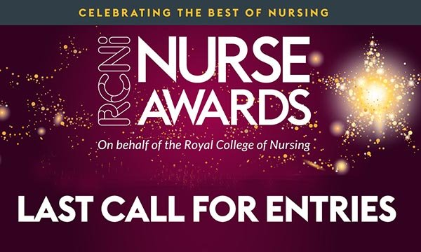 RCNi Nurse Awards 2020 logo