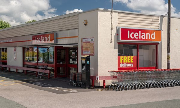 Iceland supermarket apologises to NHS staff
