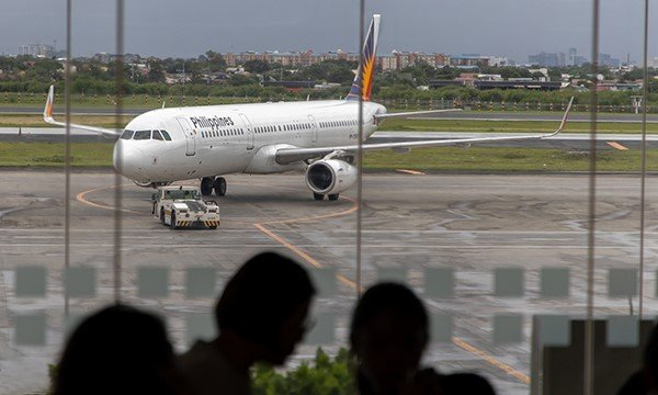 Picture of a plane on an airport runway. Overseas recruitment will be hit by travel disruptions. Picture: iStock