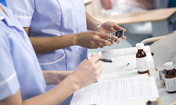 Nurses liable for making medication errors