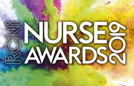 Nurse of the Year logo