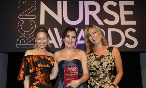 RCNi Nurse Awards 2018 -  Be a sponsor