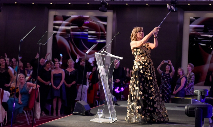 RCNi Nurse Awards 2018 - Kate Garraway