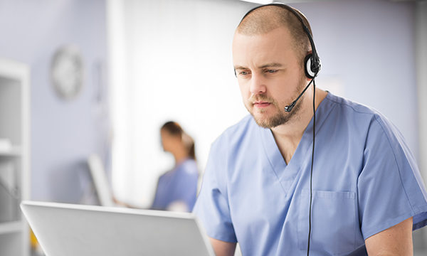 nurse call handler