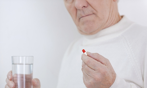 Antipsychotics increase pneumonia risk in people with Alzheimer's