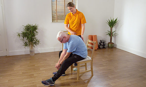 ROS bone health exercise