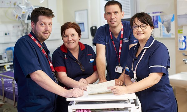Nine Out Of 10 Hospitals Are Short Of Nurses Uk News >> Emergency Nurse Rcni