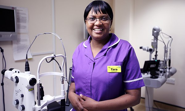 Taurai Matare RCN Nurse of the Year 2019