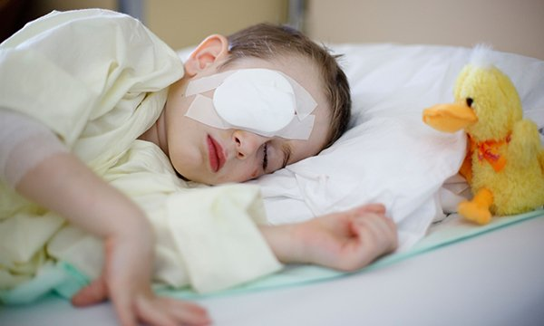 The importance of protocol-based eye care in the paediatric intensive care unit