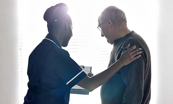 How nurses can support informal carers of people living with dementia