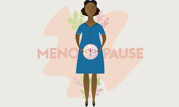 Menopause illustration