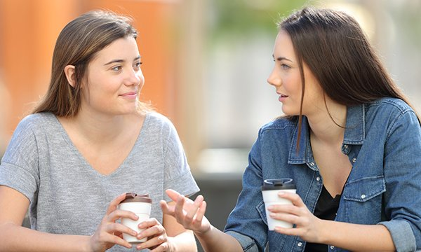 Peer-to-peer mentoring for and by at-risk young people