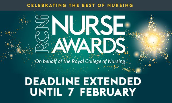 RCNi Nurse Awards info
