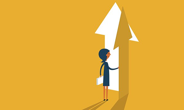 Vector image of woman opening door shaped like arrow pointing up. To mark the International Year of the Nurse and Midwife, members of our editorial advisory team reflect on nursing and advice for aspiring leaders. This article is by Nichole McIntosh.