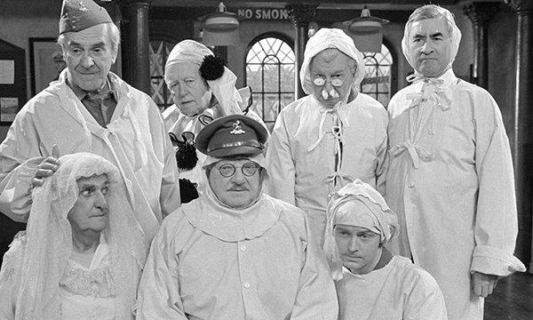 Dad's Army Coronavirus home guard