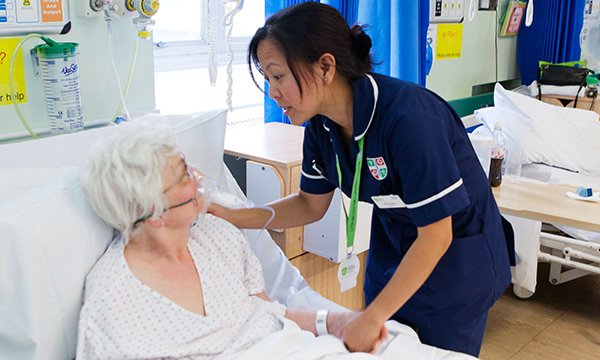 A day in the life of an advanced clinical practitioner in older people's care
