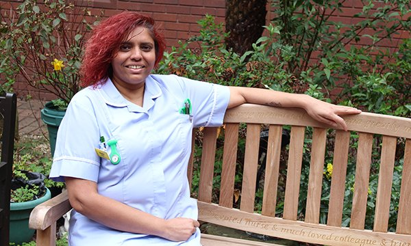 Clinical support worker Sheila Kerai wins scholarship to study nursing in memory of her friend Areema Nasreen who died of COVID-19