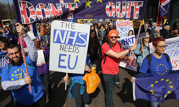 Brexit and the NHS