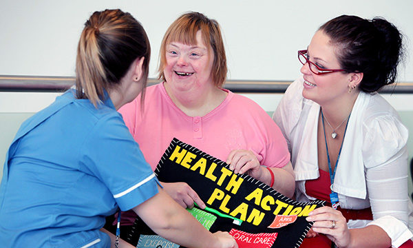 Learning disability nurses