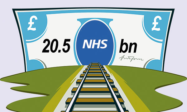 NHS cash boost