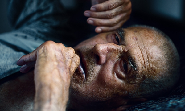End of life care for homeless people