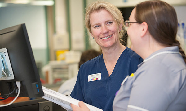 'I learnt a lot about how awesome emergency nurses are – we just don't say it often enough'