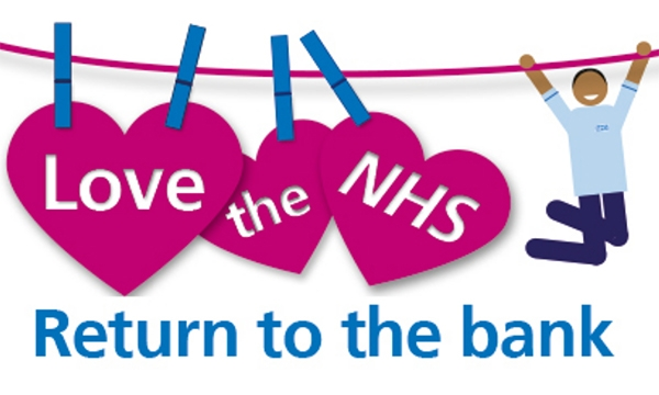Love the NHS Return to the Bank