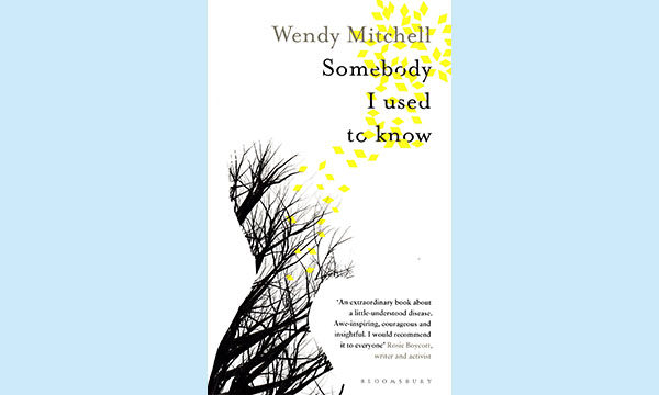 Somebody I used to Know book cover