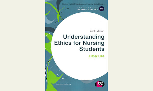 Understanding Ethics for Nursing book cover