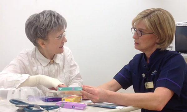 comprehensive geriatric assessment | RCNi