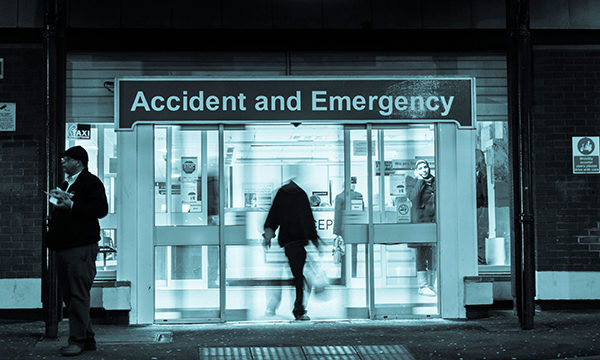 Supporting frequent attenders to reduce their visits to an emergency department