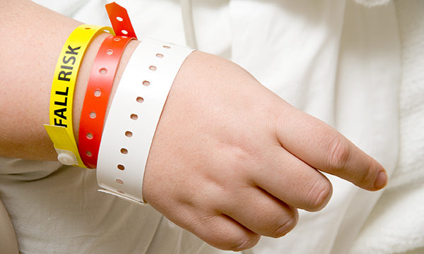 Use of colour-coded wristbands to improve care for people with learning disabilities